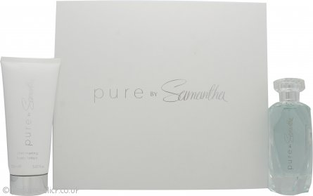 Samantha Faiers Pure Gift Set 100ml EDP + 150ml Shimmering Body Lotion