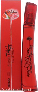 Kenzo Flower Tag Eau de Parfum 50ml Spray