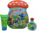 The Smurfs Grouchy Geschenkset 50ml EDT + 75ml Bubble Bath