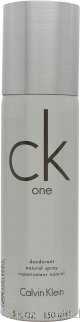 Calvin Klein CK One Deodorant Spray 150ml