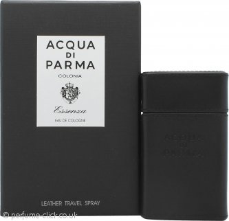 Acqua di Parma Colonia Essenza Eau de Cologne 30ml Leather Travel Spray
