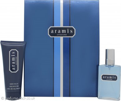 Aramis Adventurer Gift Set 60ml EDT + 100ml Shower Gel