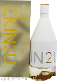 Calvin Klein IN2U Eau de Toilette 150ml Spray