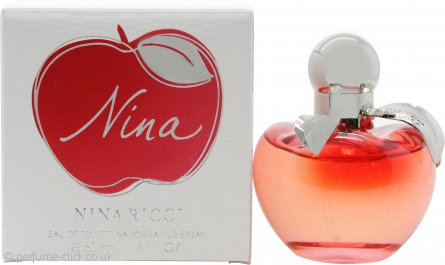 Nina Ricci Nina Eau de Toilette 50ml Spray