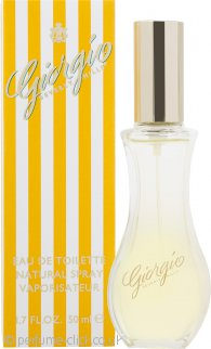 Giorgio Beverly Hills Giorgio Yellow Eau de Toilette 50ml Spray