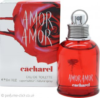 Cacharel Amor Amor Eau de Toilette 30ml Spray