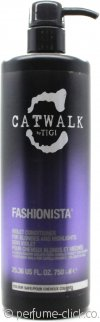 Tigi Catwalk Fashionista Violet Conditioner 750ml