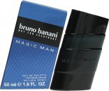 Bruno Banani Magic Man Eau de Toilette 50ml Vaporizador
