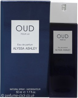 Alyssa Ashley Oud pour Lui Eau de Parfum 50ml Spray