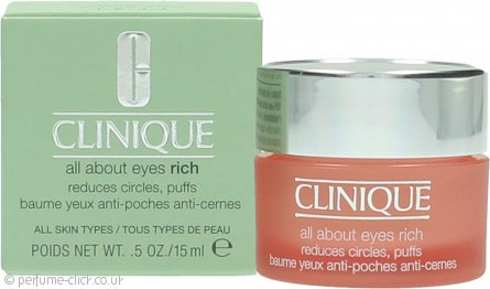 Clinique All About Eyes Rich Eye Cream 15ml