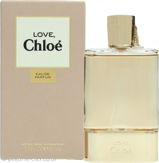 Chloé Love, Chloé Eau de Parfum 50ml Spray