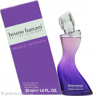 Bruno Banani Magic Woman Eau De Toilette 30ml Spray