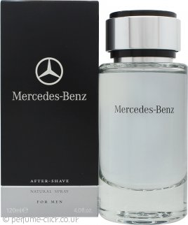 Mercedes-Benz Aftershave 120ml Spray
