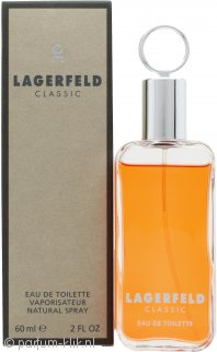Karl Lagerfeld Classic Eau de Toilette 60ml Spray
