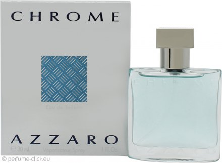 Azzaro Chrome Eau de Toilette 30ml Spray