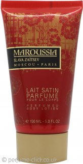 Slava Zaitsev Maroussia Body Lotion 150ml