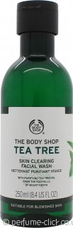The Body Shop Tea Trea Skin Clearing Facial Wash 250ml