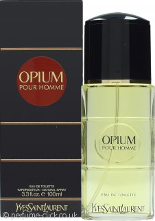 Yves Saint Laurent Opium for Men Eau de Toilette 100ml Spray