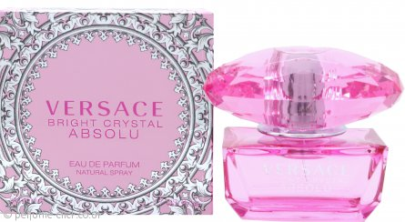 Versace Bright Crystal Absolu Eau de Parfum 50ml Spray