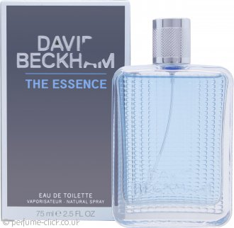 David Beckham The Essence Eau de Toilette 75ml Spray