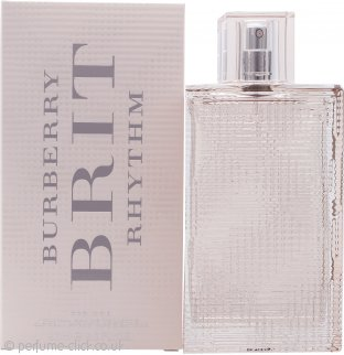 Burberry Brit Rhythm for Her Floral Eau de Toilette 90ml Spray