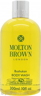 Molton Brown Bushukan Gel Corporal 300ml