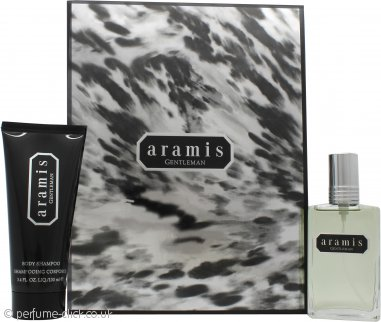 Aramis Gentleman Gift Set 60ml EDT + 100ml Body Shampoo