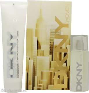 DKNY Energizing Set de Regalo 30ml EDP + 150ml Loción Corporal