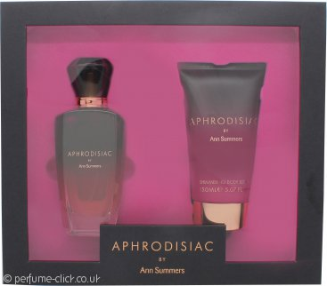 Ann Summers by Ann Summers Gift Set 75ml EDP + 75ml Body Lotion
