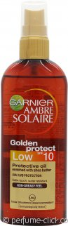 Garnier Ambre Solaire Golden Protect Oil 150ml Spray SPF10