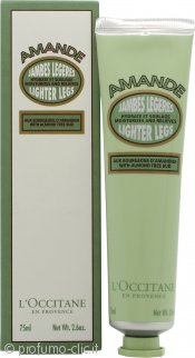 L'Occitane en Provence Almond Lighter Legs Crema Piedi 75ml