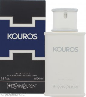 Yves Saint Laurent Kouros Eau de Toilette 100ml Spray