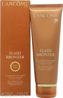 Lancome Flash Bronzer Self-Tan Leg Gel 125ml