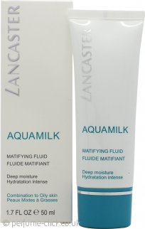 Lancaster Aquamilk Matifying Fluid 50ml