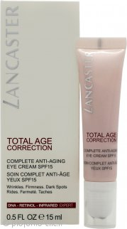 Lancaster Total Age Correction Crema Contorno Occhi 15ml