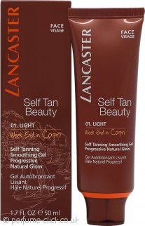 Lancaster Beauty Self Tanning Smoothing Gel 50ml - 1 Capri