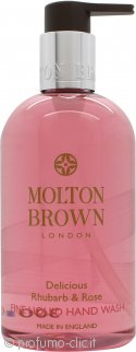 Molton Brown Rhubarb & Rose Detergente Mani 300ml