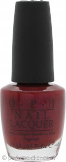 OPI Nail Polish 15ml - Thank Glogg It's Friday!