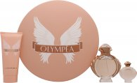 Paco Rabanne Olympea Gift Set 50ml EDP + 100ml Body Lotion + 6ml EDP