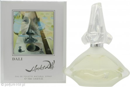 Salvador Dali Dali Eau de Toilette 100ml Spray