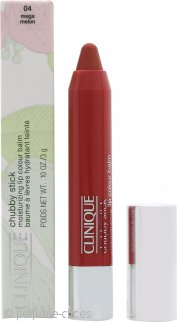 Clinique Chubby Stick Bálsamo Labial Hidratante con Color 1.2g - 04 Mega Melon
