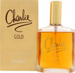 Revlon Charlie Gold Eau De Toilette 100ml Spray