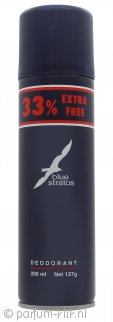 Parfums Bleu Limited Blue Stratos Blue Stratos Deodorant Spray 200ml