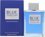 Antonio Banderas Blue Seduction Eau de Toilette 200ml Vaporizador