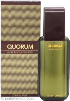 Antonio Puig Quorum Eau de Toilette 100ml Spray
