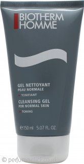 Biotherm Homme Toning Cleansing Gel 150ml - Normal Skin