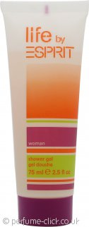 Esprit Life Shower Gel 75ml