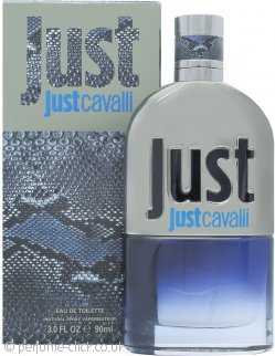 Roberto Cavalli Just Cavalli Man Eau de Toilette 90ml Spray