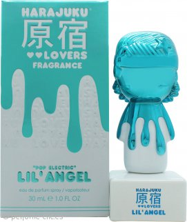 Gwen Stefani Harajuku Lovers Pop Electric Lil Angel Eau De Parfum 30ml Vaporizador