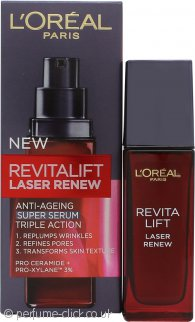L'Oreal Revitalift Laser Renew Anti-Ageing Super Serum 30ml